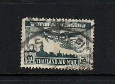 THAILAND 1952 3b GREY AIR Nice Used