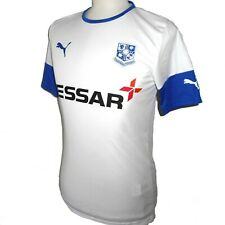 TRANMERE ROVERS Puma Home Football Shirt 2019-2020 NEW Men's Soccer Jersey Top
