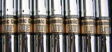 "4-PW TRUE TEMPER DYNAMIC GOLD LITE .355"" TAPER TIP STIFF (S300) FLEX IRON SHAFTS"