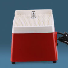 Red 110V Stained Glass Grinders Small Glass Grinding Machine