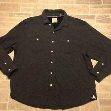 Tommy Bahama XXL Mens Button Up Sweatshirt