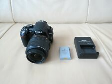 Nikon D3100 Digital Camera + AF-S 18-55mm DX VR Lens. Shutter Count: 0