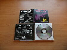 @ CD STEVE WHITNEY BAND - MASQUERADE / K-TEL 1990 ORG / MELODIC SWITZERLAND