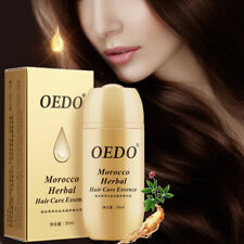 OEDO Morocco Herbal Hair Care Essence Luster Elastic Loss Treatment Fast Regrow