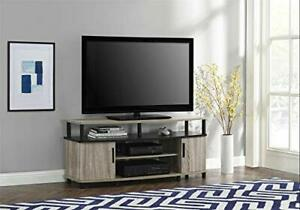 """Ameriwood Home Carson TV Stand for TVs up to 50"""" Sonoma Oak"""