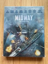 Midway (Blu-ray/DVD/Digital) Steel book Target Exclusive