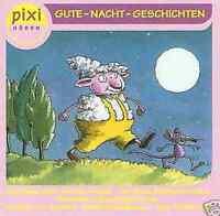 Gute Nacht Geschichten CD NEU Opas Schlafrezept Das kleine Schaf will was erlebe