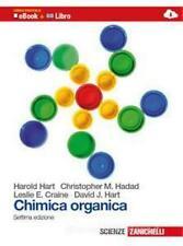 CHIMICA ORGANICA, Hart, ZANICHELLI, 9788808193506