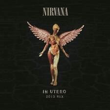 Nirvana - In Utero (2013 Steve Albini Mix) - 2 x 180gram Vinyl LP *NEW*