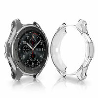 Silicone Clear New TPU Bumper Protector Case Cover for Samsung Galaxy Watch 42mm
