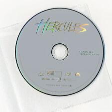 Hercules 2014 PG-13 movie DVD + sleeve Dwayne Johnson, Joseph Fiennes, John Hurt