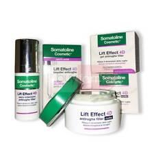 Línea SOMATOLINE Anti Arrugas 4D Relleno: Booster, Crema, Gel, Serum, Contorno