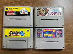 FREE SHIPPING  SUPER Famicom  PACHINKO  SET