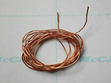 1mm x 30cm wool mix SPEAKER,VOICE COIL,WICKER,TINSEL COPPER WIRE SUBWOOFER.