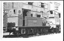 GWR Ex Barry Railway Class E 0-6-0T Locomotive no 784 at Swindon Works, PC size