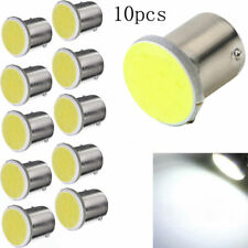 10X White 1156 BA15S P21W Led Car LED 1156 Lamp 12 chips COB SMD Voltage Bulbs