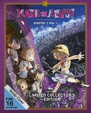 MADE IN ABYSS VOL.1 (LIMITED COLLECTOR'S EDITION) -    BLU-RAY NEU