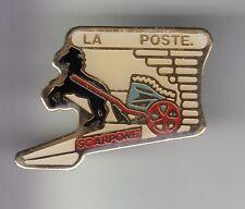 RARE PINS PIN'S .. PTT LA POSTE CHAR ROMAIN CHEVAL SCARPONE DIEULOUARD 54 ~C5