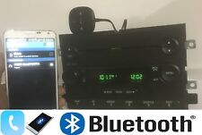 04 05 06 FORD F150 Truck Fusion Mustang Radio 6CD Bluetooth Handsfree OEM Stereo