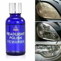 Car Headlight Polish Auto Hardness Len Restorer Repair Liquid Polish Cleaning