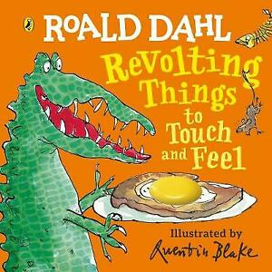 Acceptable, Roald Dahl: Revolting Things to Touch and Feel, Dahl, Roald, Book