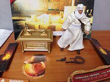 Indiana Jones Raiders of the Lost Ark Deluxe 2 Pack - Indiana Jones with Ark