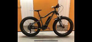 Haibike Rc Fatsix Fat Bike E-bike 500w Fattie