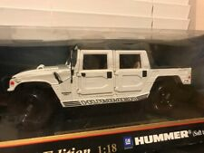 GM Hummer Soft Top Special Edition 1:18 Scale Diecast Maisto