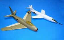 Desktop Topping Fj-4 Fury And Allyn D-558 Skyrocket For Display Or Restoration