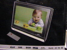 "Wireless 7""Color Camera-Monitor System Baby Nanny Cam"