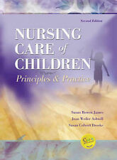 Nursing Care of Children: Principles and Practice-ExLibrary
