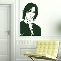 David Bowie Celebrity Wall Sticker Art Wall Vinyl Celeb Wall Transfer nic23