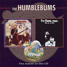 The New Humblebums / Open Up the Door Gerry Rafferty (CD, 1997, Essential) VG