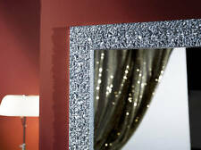 specchiera anemone in  argento finitura brillante new!!