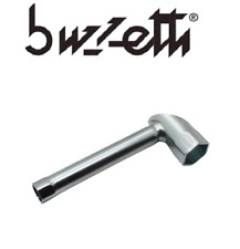 DOUBLE CLE A BOUGIE BUZZETTI 21MM 13MM CANNE MOTO MOBYLETTE VOITURE TONDEUSE