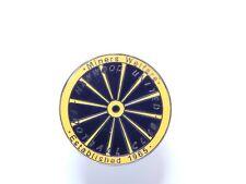 Hanwood United Football Club Enamel Badge - Non League Football Clubs -