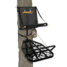 New 2019 MUDDY WOODSMAN BOSS ELITE AL LOCK-ON Treestand Hunting Gun Tree Stand