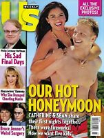 Us Weekly Magazine The Bachelor Philip Seymour Hoffman Real Housewives 2014