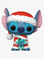 FUNKO POP! DISNEY LILO & STITCH SCRUMP HOLIDAY HOT TOPIC EXCLUSIVE (PRE-ORDER)