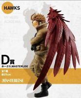 BANDAI Ichiban kuji My Hero Academia I'm Ready! Masterlise figure Hawks F/S NEW