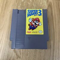 Super Mario Bros. 3 (Nintendo Entertainment System NES 1990) Authentic