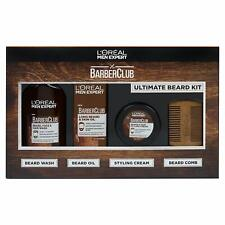 L'Oreal Men Expert Complete Care Barberclub Collection 4-Piece Gift Set for Him
