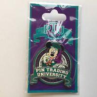 WDW - Pin Trading University Disney's Pin Celebration 2008 Logo Disney Pin 61843
