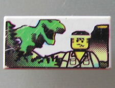 LEGO 3069bpx16 @@ Tile 1 x 2 with Minifig and Dinosaur Pattern @@ 5935 5975 5987