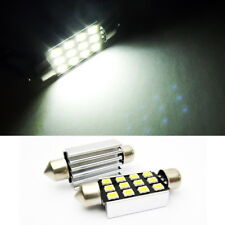 SAMSUNG 12 SMD High Power LED 578 211-2 For DODGE Interior Dome Light 42mm Bulb