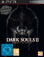 Dark Souls II: Scholar Of The First Sin (Sony PlayStation 3, 2016)