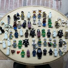 Lego Monster Fighters Haunted House 10228 Minifigure Lot Vampire Swamp Zombie
