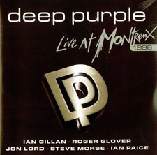 Live at Montreux 1996 by Deep Purple (Vinyl, Nov-2009, EMI Music Distribution)