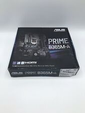 ASUS Prime B365M-A Motherboard- New - Open Box