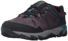 New Womens Merrell Blaze 2 Trail Low Rise Walking Hiking Boots UK 3-9 Purple